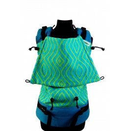 Buzzidil Baby carrier Versatile XL Dragonfly The frog Exclusive