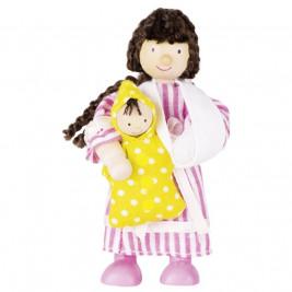 Poupée flexible Goki - Patiente fillette