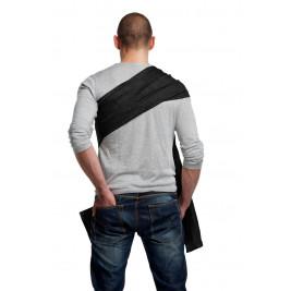 Ring sling Bykay Black Denim