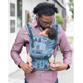 Baby carrier TULA Toddler Cityscape