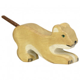 Little Lion playing Holztiger 80142