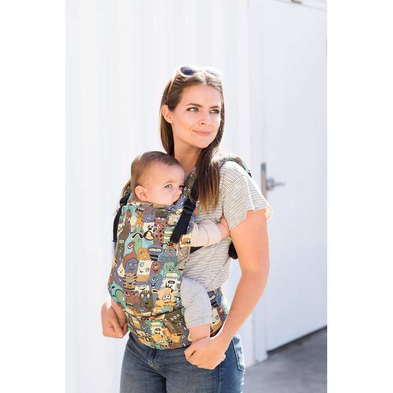2c92fcefda86 Tula Toddler Eye Spy - Porte-bambin - Naturiou
