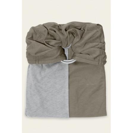 Little Wrap Without A Knot Grey - Olive JPMBB - Naturiou 029851d4521