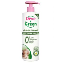 Liniment Love and green