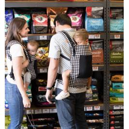Porte-bébé TULA Toddler Coast Picnic Micro aéré