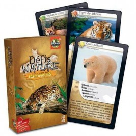 Défis Nature: les carnivores, Bioviva