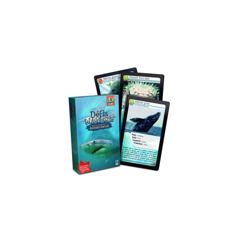 défis nature animaux marins par bioviva