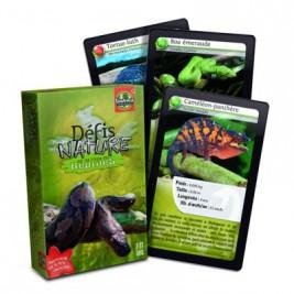 Défis Nature: les reptiles, Bioviva