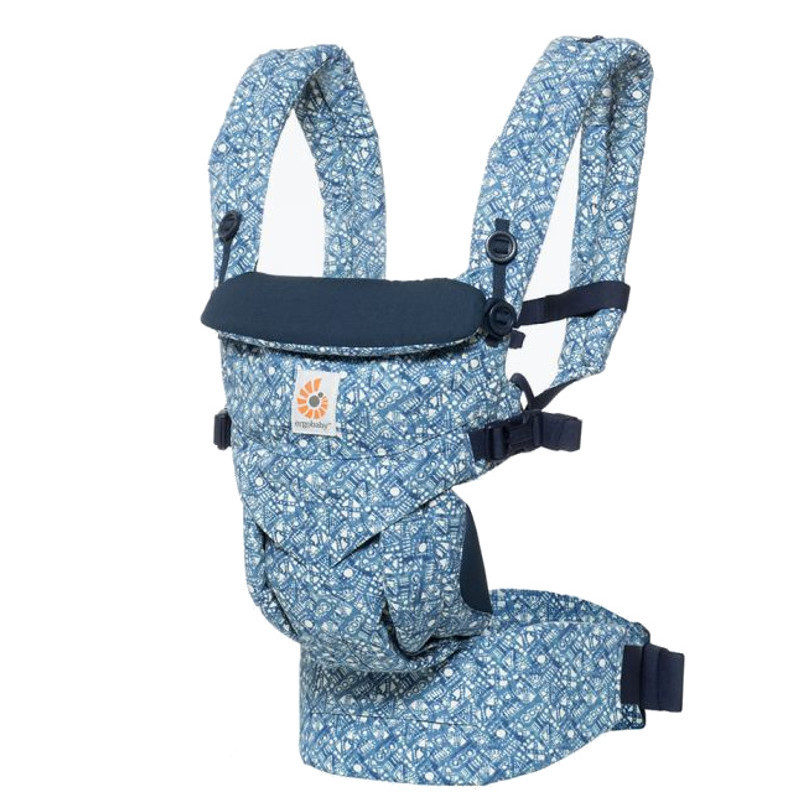 New Ergobaby Omni 360 Is The Most Comprehensive Baby Carriers