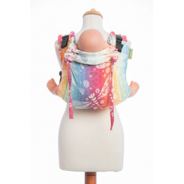 Lennylamb Onbuhimo Toddler DragonFly Rainbow