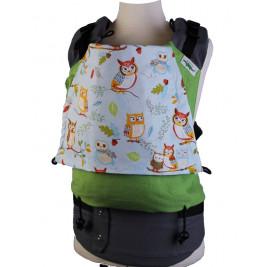 Buzzidil Preschooler Versatile Gardenowls porte-enfant