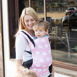 Baby carrier TULA Toddler Love you so much