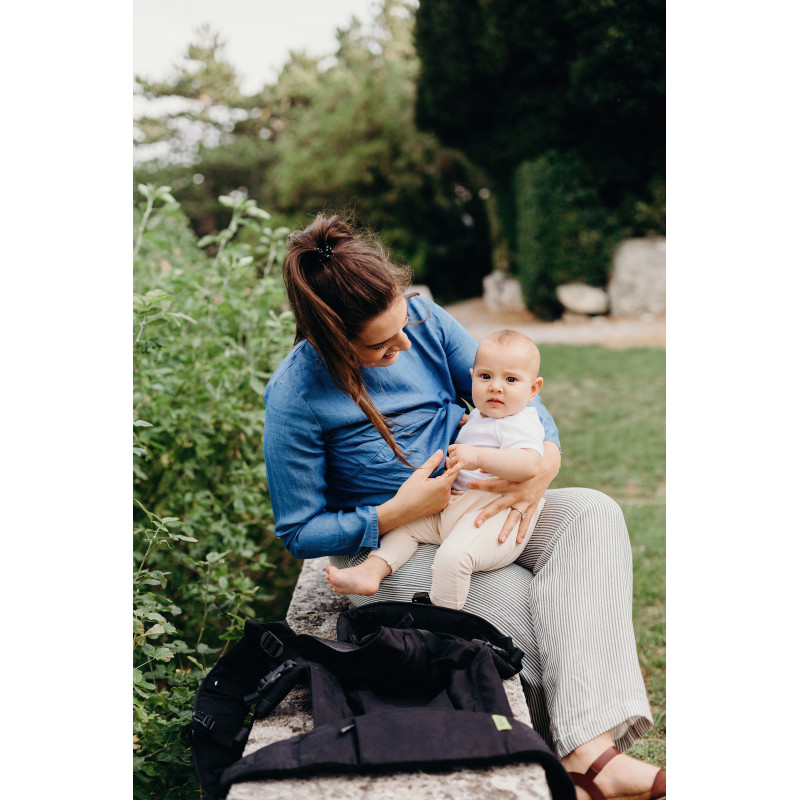 b6ada8f0e66 Baby carrier Boba X Black beauty price canon and express delivery
