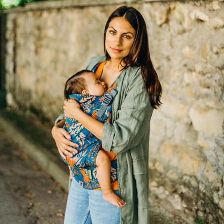 Boba X Mademoiselle porte-bébé physiologique