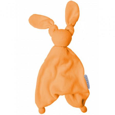 Doudou Coton Bio Floppy Peppa Orange