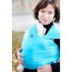 Stretchy/Elastic Baby Sling - Azure