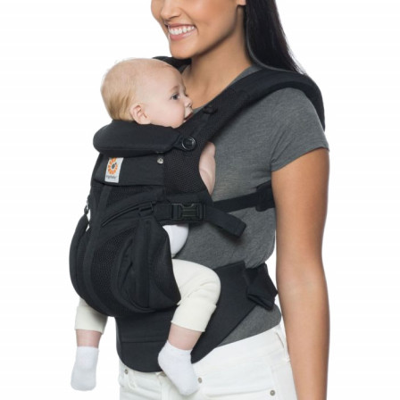 c08b7dbbfd0 Baby Carrier Ergobaby Omni 360 Cool Air-Mesh With Khaki 4 Positions