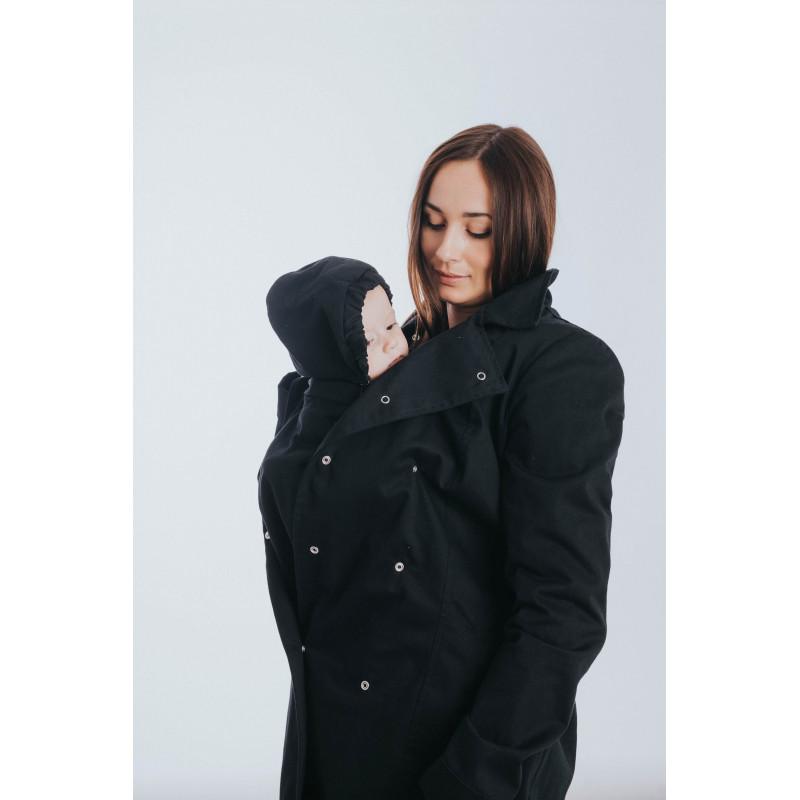 Portage Coat Naturiou De Manteau Noir Lennylamb Trench 6EgxvZnwq