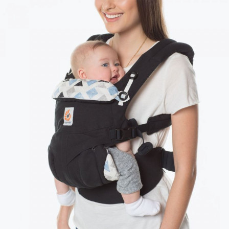 58814b65671 Baby carrier physiological Omni 360 Triple Triangles 4 positions