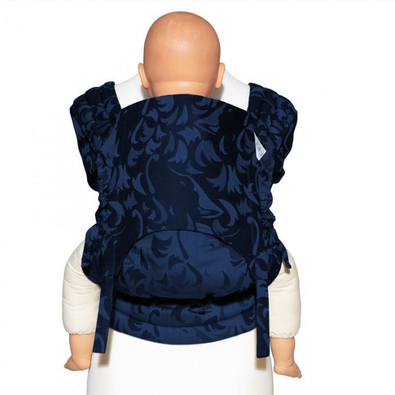Fidella Fly Tai WOLF - Royal Blue Meï-taï toddler ... b901d623d3d