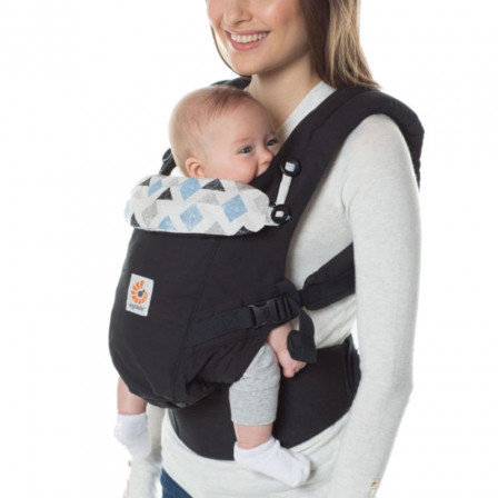 7b5d9672c6c Ergobaby Adapt Triple Triangles carrier physiological