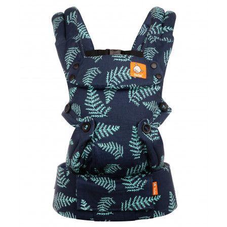 Tula Explores Everblue Baby Carrier Physiological 4 Positions
