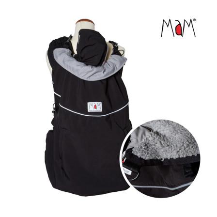 MaM Softshell Flex Couverture de portage Noir