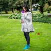 Mam Aïska Poncho de portage Paisley Dream