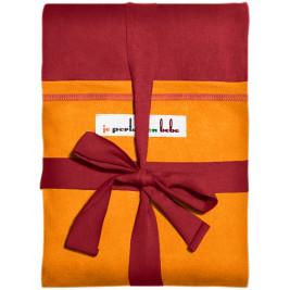 JPMBB Red Maple pocket-Saffron scarf Original