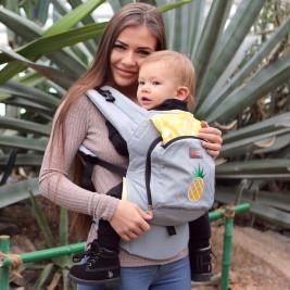 Porte-bébé Love and Carry Air Sweet Pineapple