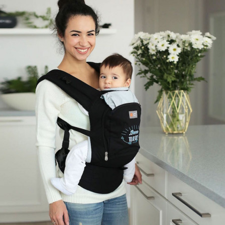 Love And Carry AIR Wild Jungle Porte-Bébé Physiologique Pas Cher cf059300fee