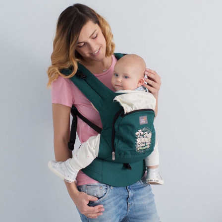 a664ff8484a3 Love And Carry AIR Florida Baby carrier Physiological Cheap Naturiou