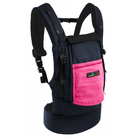 bb749319c62 PhysioCarrier JPMBB limited Series of Capsule Blue with Fuchsia pocket