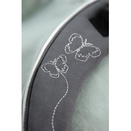 Manduca XT Butterfly Mint porte-bébé ajustable