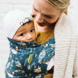 Boba 4GS Birds of a Feather baby carrier