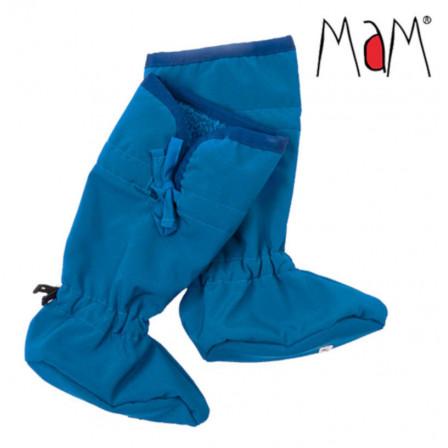 Manymonths chausssons de portage pour bébé Booties Softshell Mykonos adadc48e4e5