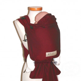 Storchenwiege BabyCarrier SLIM Bordeaux