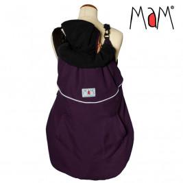 Mam 4-season Deluxe Flex Cover coverage of portage Grape/ Black