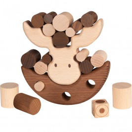 Goki Nature Balance Game Momentum - wooden toys
