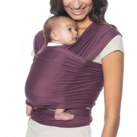 Ergobaby Will be Bordeaux - elastic Sling