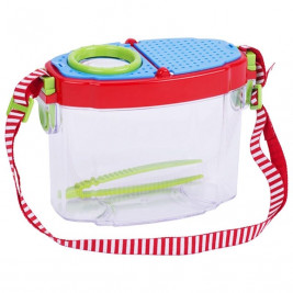 Goki Box, magnifying glass, Peggy Diggledey - outdoor Games