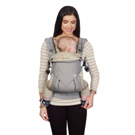 New Pack Expandable 360 Grey Ergobaby