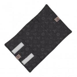 Fidella Saint Tropez beau noir - Protège-bretelles