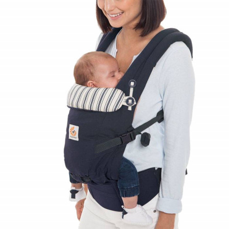 c7acb214e5e Baby carrier physiological Ergobaby Adapt Blue Admiral