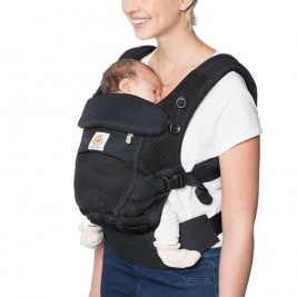 Ergobaby Baby carrier Adapt Cool Air Mesh Onyx Black