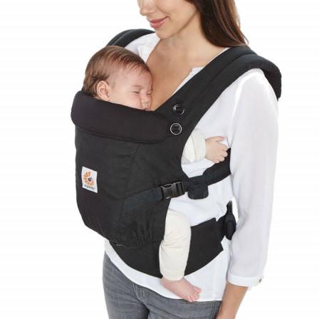 Ergobaby Adapt Noir - Porte-bébé Évolutif