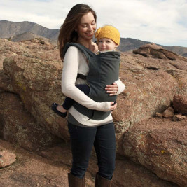 Boba Classic 4GS Midnight - baby-carrier-organic cotton