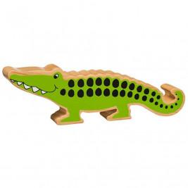 Crocodile en bois Lanka Kade
