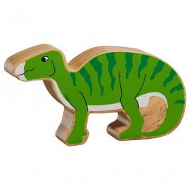 Iguanodon en bois Lanka Kade