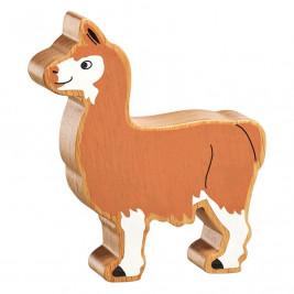 Llama wooden Lanka Kade